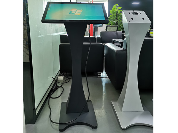 21.5inch horizontal capacitive touch screen info. kiosk