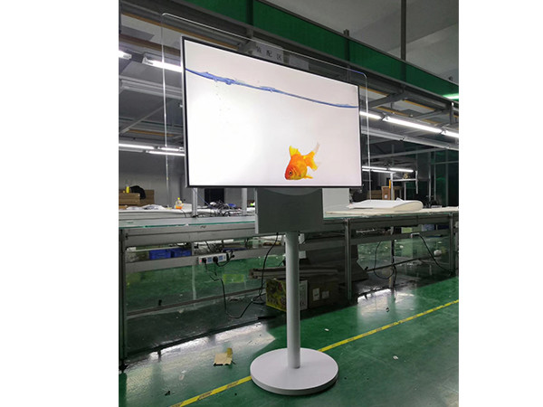 43INCH SLIM DESIGN ADVERTISING PLAYER WITH QLED SCREENS